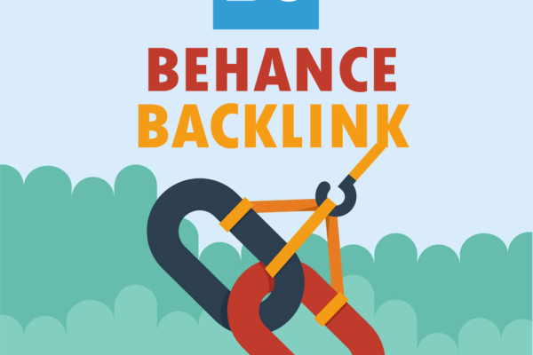 Host to get Behance Bcaklink?