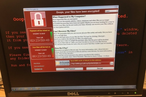 nsa ransomware wanna cry attack